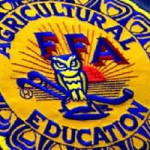 FFA Students Participate in Agriculture Day Rally at Capitol
