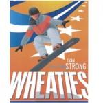 Evan Strong Makes Wheaties Box