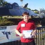 Seventh Grader Places at State Science Fair