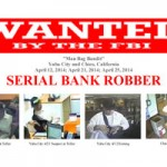 FBI Looking For Yuba City/Chico Bank Robber