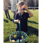 Thousands of Colored Eggs and High Energy Equals Easter Fun
