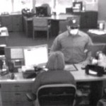 Nevada City Bank Robbed