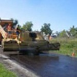 County Road Chip Seal Projects Underway