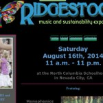 Ridgestock Music and Sustainability Expo Celebrates 15 years