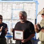King Fire Pilot Receives USFS Award