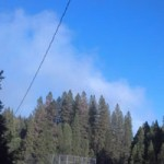 7:30 Update- Nevada City Fire on Red Dog/Gracie Rd.
