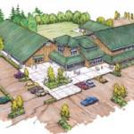 Penn Valley Unveils Plans for Community Center