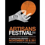 Artisans Festival at the Miners Foundry