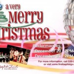 Family Christmas Musical Program at First Baptist Church