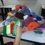 'Beanies for Babies' at Juvenile Hall