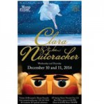 Clara and The Nutcracker at Miners Foundry