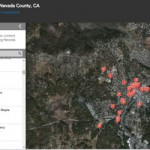 Interactive Map Available of Nevada County Landmarks