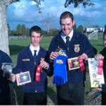 Great Start to the FFA Contest Season