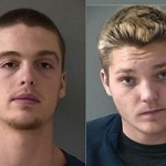 Alleged Theft Related Arrests in Nevada City