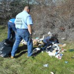 North Auburn Homeless Camp Cleaned Up