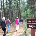 Rice's Crossing Trail Dedicated