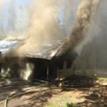 Honey Oil Lab Explodes in Fire in Nevada City