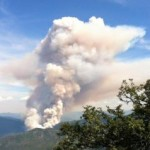 Wildfire In Placer El Dorado Counties Growing