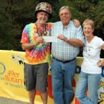 Grand Winner Announced in 49er Rotary Duck Races