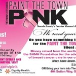 Fairgrounds to 'Paint Town Pink'