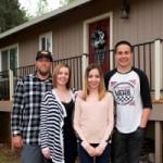 Family Enjoying Home Thanks to County Program
