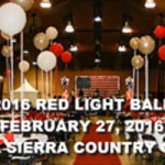 17th Annual Nevada County Law Enforcement and Fire Protection Council Red Light Ball