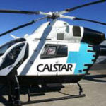CalStar Called for Wolf Rd. Accident