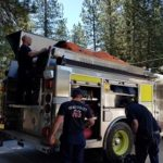 Local Firefighters Heading to Kern County Blaze
