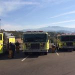 Strike Team Sent to Butte County Fire