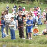 Sportsmen's Club Kids Trout Derby Saturday