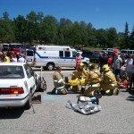 Higgins Fire Department Open House
