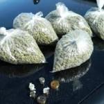 Man Arrested for Marijuana Transportation for Sale