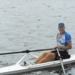 Local Rower wins Gold Medal in Masters Championship