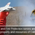 Firebreaks in Nevada County aid firefighting
