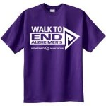 Local Student Walking to End Alzheimer's