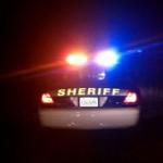 Burglary Suspect Held Until Sheriff Arrived