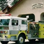 Fire Damages Two Homes In Grass Valley