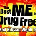 Red Ribbon Week Runs Through Halloween