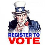 Voter Registration Deadline is Today