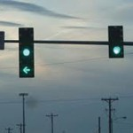 Traffic Pattern Changes Near Stoplight at LaBarr Meadows and 49
