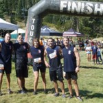 Consolidated Fire Team- One Tough Mudder!