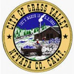 Jacobson Honored With Grass Valley Mayor's Award