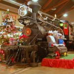 Christmas at Rail Road Museum