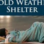 Warming Shelters Opened During Cold Weekend