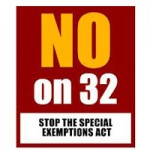 Teachers Do Not Support Prop 32