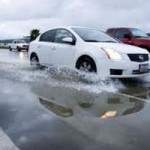 CHP Urges Caution in Wet Weather
