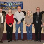 County Employees Service Awards