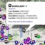 Placer County Residents Follow Crime Using Technology