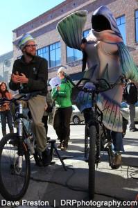 pedalpowered Flo-on-bike-199x300