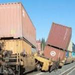 Train Derailed in Colfax